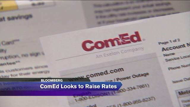 ComEd looks to raise rates