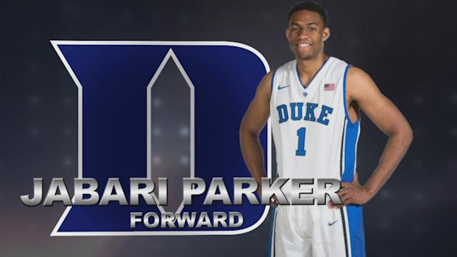 Jabari Parker Scores a Career-High 30 Points vs UNC