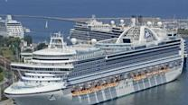 Virus on cruise liners sickens 194 passengers