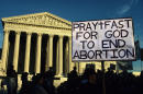 Catholic voters, evangelicals or bishops: Who's leading the anti-abortion movement today?