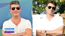 Simon Cowell's Look-Alike Will Have You Doing a Double Take
