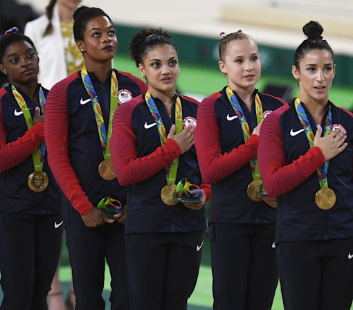 Aly Raisman on How the Final Five Reacted to Gabby Douglas Getting Bullied