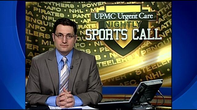 UPMC Urgent Care Nightly Sports Call: Mar. 13, 2014 (Pt. 3)