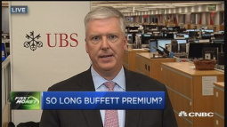 Berkshire a bargain buy: UBS Analyst
