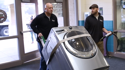 Whirlpool gave washers and dryers to 17 schools in Illinois and California and attendance rates shot up — here's why