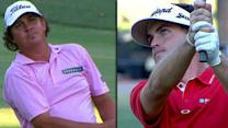 Dufner and Keegan's playoff at 2011 PGA Champiosnhip