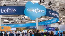 Salesforce.com Shares Up As Light Outlook Seen As Conservative