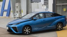 Shell and Toyota Partner on California Fueling Stations for Hydrogen Cars