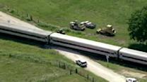 Same Amtrak Train Involved In Two Crashes