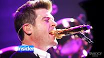 Robin Thicke's Revealing Deposition