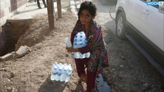 Yazidi Girl Tells Of Escape From Islamic State Kidnappers