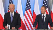 Biden Slams Russia's 'Assault' on Ukraine