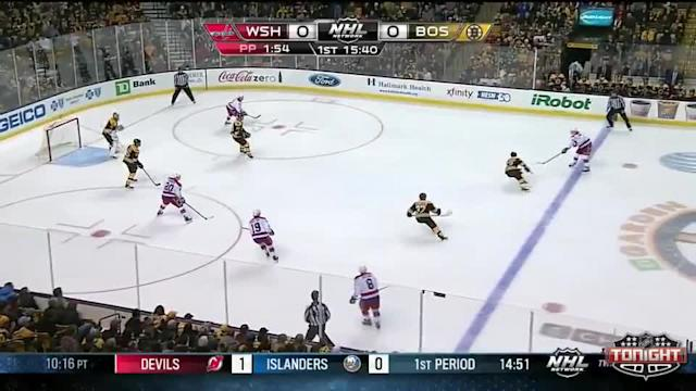 Washington Capitals at Boston Bruins - 03/01/2014