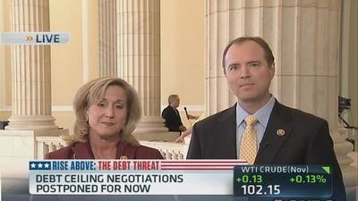 Debt ceiling negotiations underway