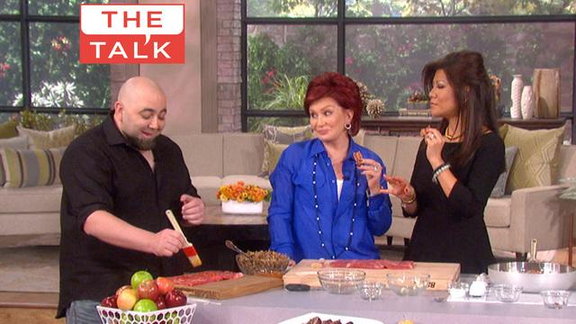 The Talk - Food Festival with Duff Goldman