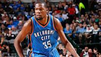 Can Kevin Durant lift Thunder to the playoffs?