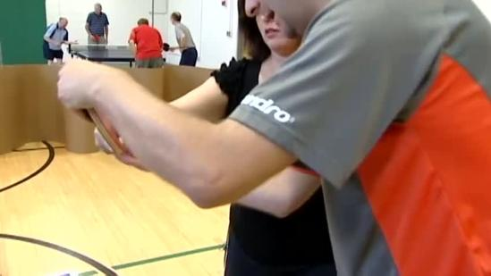 NewsChannel 5 goes for gold in table tennis