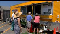 Cape Cod Food Truck Helps Vets Get Back On Their Feet
