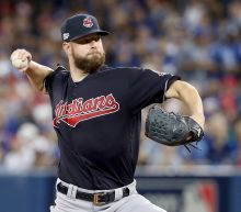 Indians to open World Series with Kluber on mound