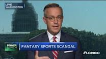 Is fantasy scandal really illegal?