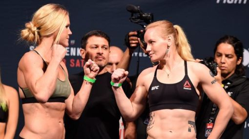 UFC on FOX 20: Holm vs. Shevchenko Gate and Attendance from Chicago