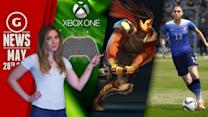 Women Coming to FIFA 16 & New Xbox One Controller Leaked - GS Daily News