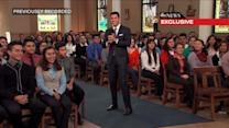 Chicago High School Takes Part in Virtual Audience With Pope
