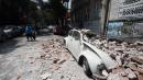 Harrowing Videos Show The Moments An Earthquake Struck Mexico