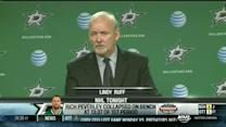 Stars coach Lindy Ruff on Rich Peverley