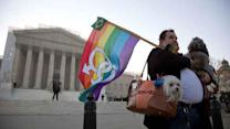A boost for gay marriage: Justices question US law