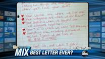 Breakup Letter Becomes a Web Hit