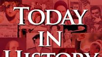 Today in History for Monday, February 18th