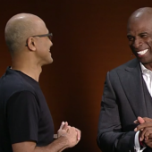 Microsoft trots out Deion Sanders to demo fantasy football chat bot