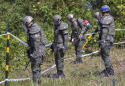 S. Korea starts search for war remains, separate from North