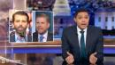 Trevor Noah Exposes Eric and Don Jr.'s Hunter Biden Nepotism Hypocrisy