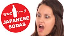 Americans Try Japanese Soda For The First Time