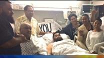 Former Ravens Player Donates Kidney to His Brother