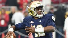 Brandon Wimbush is ready to make Notre Dame fans forget the term '48'