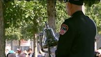 America Remembers 9/11: Bell Sounds for Moment of Silence