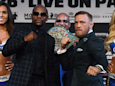 More than 100 doctors say Mayweather-McGregor fight should not have been allowed and fear somebody will get 'really hurt'