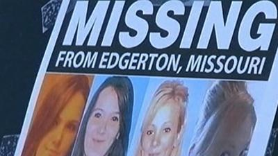 Bodies found in missing women search
