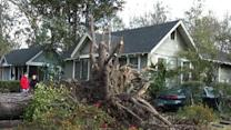 Christmas Storms Across U.S. Blamed for 2 Deaths