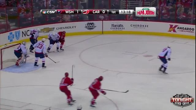 Washington Capitals at Carolina Hurricanes - 04/10/2014