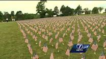 Omaha students pay tribute to 9/11