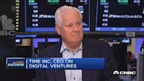 Time Inc CEO on video
