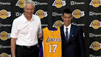 Jeremy Lin Introduction