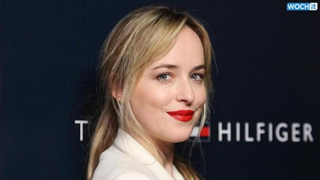 Fifty Shades Of Grey Star Dakota Johnson Lands Another Starring Role In A Sexy Thriller!
