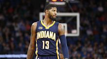 Paul George might be 'hell-bent' for L.A., but he's still a Pacer for now