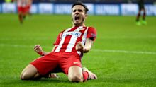 Sick Saul goal gets Atletico going in 4-2 Champions League win at Leverkusen