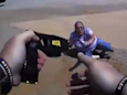 Woman, 65, tasered by police after fleeing then kicking officer who stopped her over broken light: 'You're not placing me under no arrest'
